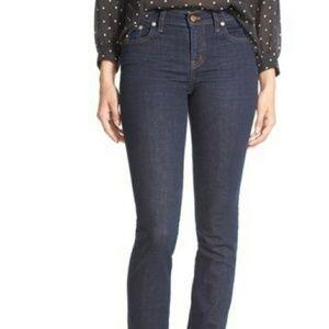 Madewell Alley Straight Leg Jean